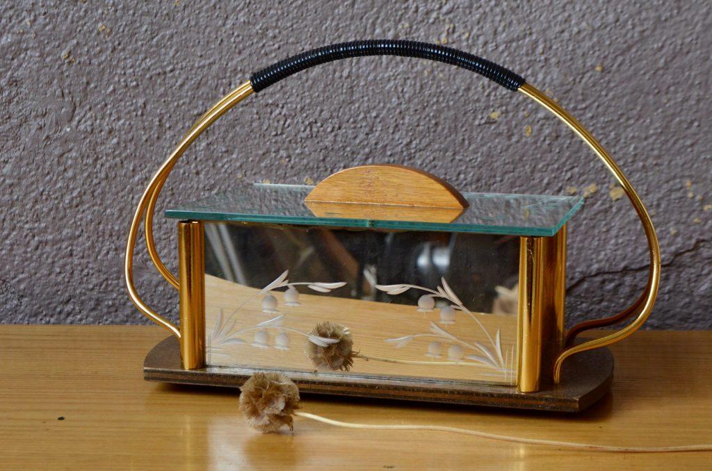Boîte à bijoux Miroir